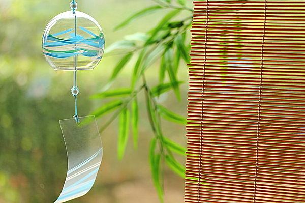 目と耳で感じる「涼」。日本の夏の象徴、風鈴の魅力
