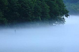 七十二候≪蒙霧升降~ふかききり まとう~≫朝晩の空気の涼しさに霧が立ちこめる頃