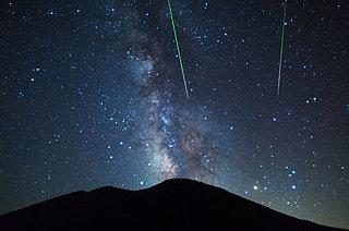 「星流る(ほしながる)」~今年もペルセウスの夜に願いを込めて