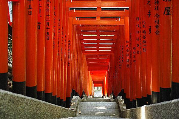 商売繁盛、社運隆昌等に御利益がある日枝神社