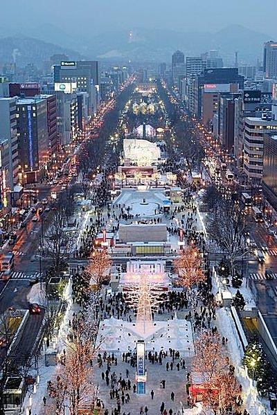 2月5日~11日、「さっぽろ雪まつり」が開催!! 大雪像は「サザエさん」や「スターウォーズ」など
