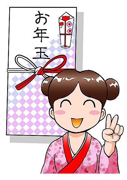 中国にもある「お年玉」の習慣