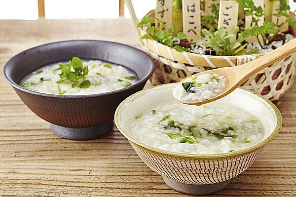 七草粥に入れて食べる「春の七草」。では「秋の七草」はどうするもの?
