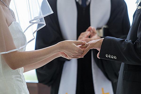 結婚式場にとってかきいれどきは、やはり大安の日