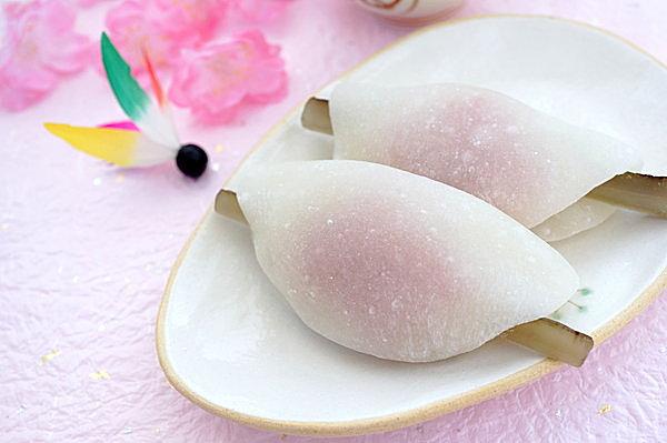 初釜の和菓子「花びら餅」に何故ゴボウが入っているの?
