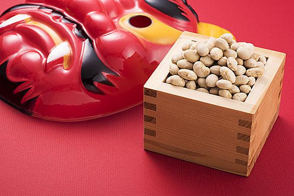 """豆まきでまくのは大豆? 殻つき落花生? 北海道の定番、""""ドライな"""" うぐいす豆 って !?"""