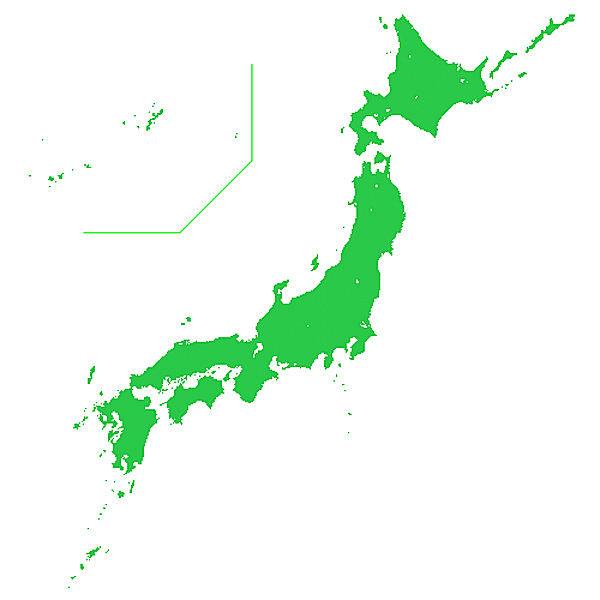 日本 の 国土 面積 都道府県の面積一覧 - Wikipedia